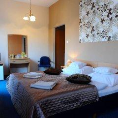 Hotel Papillon Будапешт комната для гостей
