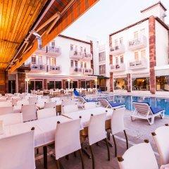 Hanedan Beach Hotel Турция, Фоча - отзывы, цены и фото номеров - забронировать отель Hanedan Beach Hotel онлайн помещение для мероприятий