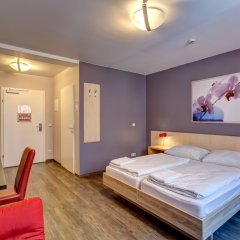 MEININGER Hotel Vienna Central Station комната для гостей фото 2