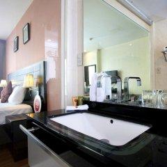 Отель Nida Rooms Nana Le Metro Sukhumvit Soi 4 At Boss Suites Nana Бангкок ванная