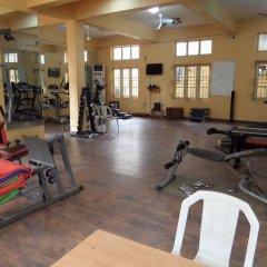 Destiny Castle Hotel & Suites фитнесс-зал фото 4