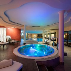 Отель Parkhotel Beau Site Швейцария, Церматт - отзывы, цены и фото номеров - забронировать отель Parkhotel Beau Site онлайн бассейн