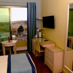 Holy Land Hotel Израиль, Иерусалим - 1 отзыв об отеле, цены и фото номеров - забронировать отель Holy Land Hotel онлайн комната для гостей фото 2