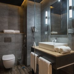Отель Algara Beach Hotel - All Inclusive Болгария, Кранево - отзывы, цены и фото номеров - забронировать отель Algara Beach Hotel - All Inclusive онлайн ванная фото 2