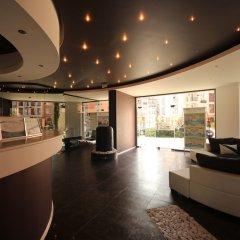 Отель Menada Rainbow Apartments Болгария, Солнечный берег - отзывы, цены и фото номеров - забронировать отель Menada Rainbow Apartments онлайн интерьер отеля фото 3