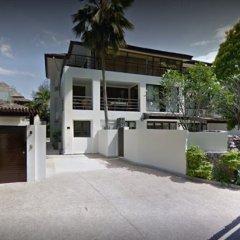 Отель Chai Nam Condo парковка
