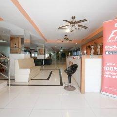 Отель OYO 506 Inter Place Таиланд, Паттайя - отзывы, цены и фото номеров - забронировать отель OYO 506 Inter Place онлайн гостиничный бар