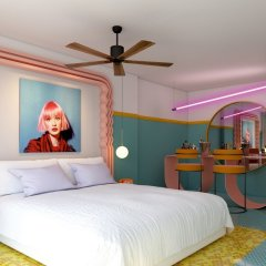Paradiso Ibiza Art Hotel - Adults Only детские мероприятия фото 2