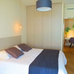 Отель La Rotonde Terrasse by Nestor&Jeeves комната для гостей фото 4
