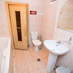 Гостиница Komandor в Брянске 1 отзыв об отеле, цены и фото номеров - забронировать гостиницу Komandor онлайн Брянск ванная