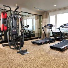 Boss Legend Hotel фитнесс-зал фото 4