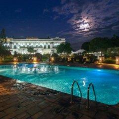 Отель Shanker Непал, Катманду - отзывы, цены и фото номеров - забронировать отель Shanker онлайн бассейн фото 3
