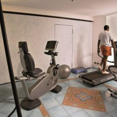 Ravello Art Hotel Marmorata Равелло фитнесс-зал