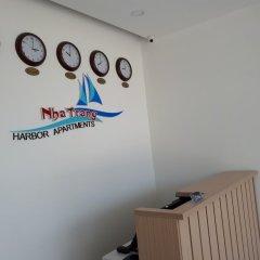 Отель Nha Trang Harbor Apartments & Hotel Вьетнам, Нячанг - отзывы, цены и фото номеров - забронировать отель Nha Trang Harbor Apartments & Hotel онлайн интерьер отеля