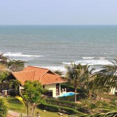 Отель Romana Resort & Spa Вьетнам, Фантхьет - 9 отзывов об отеле, цены и фото номеров - забронировать отель Romana Resort & Spa онлайн пляж