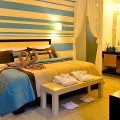 Отель Posada Mariposa Boutique Плая-дель-Кармен удобства в номере фото 2
