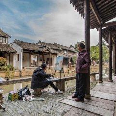Отель Suzhou Shuian Lohas фото 6