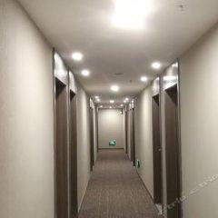 Отель Hanting Hotel (Shenzhen Futian Port) Китай, Шэньчжэнь - отзывы, цены и фото номеров - забронировать отель Hanting Hotel (Shenzhen Futian Port) онлайн интерьер отеля