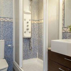 Отель Apartamento Plaza Santa Ana II Мадрид ванная