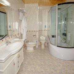 Гостиница Bozok Hotel Казахстан, Нур-Султан - 1 отзыв об отеле, цены и фото номеров - забронировать гостиницу Bozok Hotel онлайн ванная фото 2