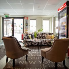 Отель Stf Gardet Стокгольм фото 3
