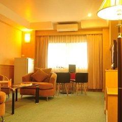 Отель Dream Town Pratunam Бангкок комната для гостей фото 5
