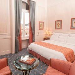 Rome Marriott Grand Hotel Flora комната для гостей