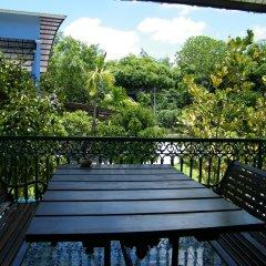 Отель Ya Teng Homestay балкон