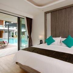 Отель Wyndham Sea Pearl Resort Phuket 4* Улучшенный номер с различными типами кроватей
