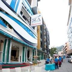 Sea Cono Boutique Hotel городской автобус
