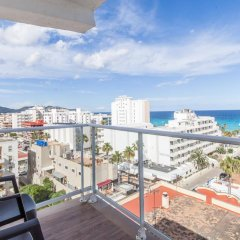 Hotel Blue Sea Cala Millor балкон
