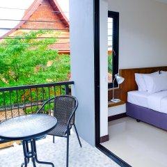 Отель The Umbrella House балкон