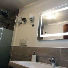Отель B&B Carlo Felice ванная