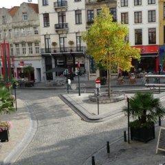 Отель Aparthotel Typically Brussels Брюссель