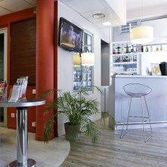 Отель Kyriad Hotel Lyon Centre Croix Rousse Франция, Лион - отзывы, цены и фото номеров - забронировать отель Kyriad Hotel Lyon Centre Croix Rousse онлайн гостиничный бар