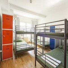 Отель Madrid Motion Hostels фитнесс-зал
