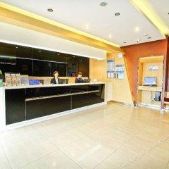 Xian Jialili Express Hotel Huancheng East Road Branch интерьер отеля
