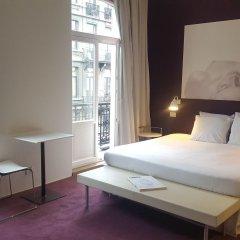 Отель Cafe Pacific - Lounge Bar Брюссель комната для гостей