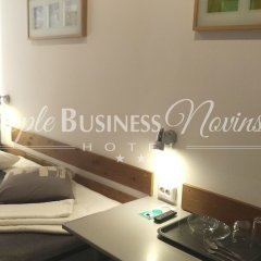 Гостиница PEOPLE Business Novinsky интерьер отеля фото 5