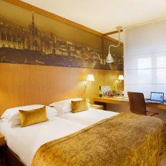 Отель Starhotels Tourist Италия, Милан - 3 отзыва об отеле, цены и фото номеров - забронировать отель Starhotels Tourist онлайн комната для гостей фото 5