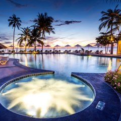 Отель Nora Beach Resort & Spa бассейн фото 3