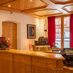 Отель Walliserhof Zermatt 1896 Швейцария, Церматт - отзывы, цены и фото номеров - забронировать отель Walliserhof Zermatt 1896 онлайн интерьер отеля фото 2