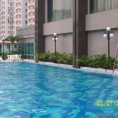 Отель Guangzhou Grand International Hotel Китай, Гуанчжоу - 8 отзывов об отеле, цены и фото номеров - забронировать отель Guangzhou Grand International Hotel онлайн бассейн