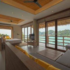 Отель Haadtien Beach Club ванная