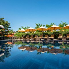 Allegro Hoi An. A Little Luxury Hotel & Spa бассейн