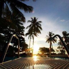 Отель Moonlight Exotic Bay Resort Таиланд, Ланта - отзывы, цены и фото номеров - забронировать отель Moonlight Exotic Bay Resort онлайн бассейн фото 3