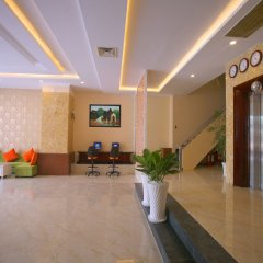 Golden Holiday Hotel интерьер отеля фото 2