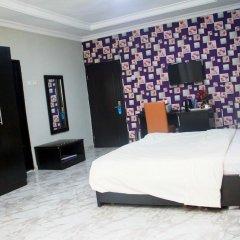 Ilaji Hotel and Sport Resort сейф в номере
