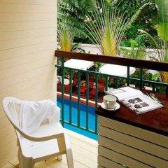 Chanpirom Boutique Hotel балкон
