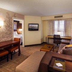 Отель Residence Inn Columbus Easton США, Колумбус - отзывы, цены и фото номеров - забронировать отель Residence Inn Columbus Easton онлайн комната для гостей фото 3